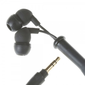 【送料無料】CordCruncher(コードクランチャー) Earbuds Matte Black kcc0103