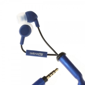 CordCruncher(コードクランチャー) w/Microphone Pearl Blue kcc0202
