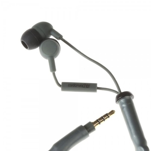 【送料無料】CordCruncher(コードクランチャー) w/Microphone Gun-Metal Gray kcc0203