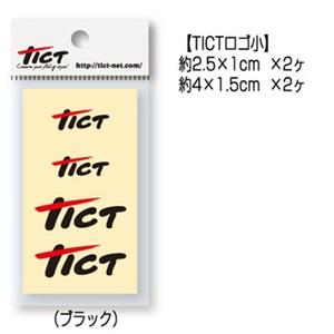 TICT(ティクト)カッティングステッカー