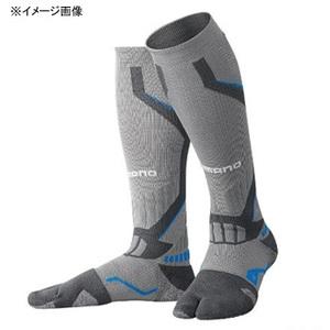 シマノ(SHIMANO) SC-015P WT・3D+ロングソックス(先割) フリー ブラック 45564