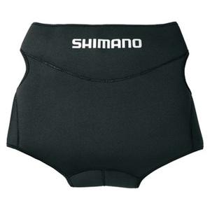 シマノ(SHIMANO) GU-011P シマノ・ヒップガード L ブラック 44818