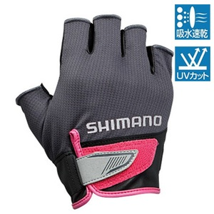 シマノ(SHIMANO) GL-022N 3D・アドバンスグローブ5 45341 ファイブフィンガーレス(フィッシング)