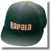 Rapala(ラパラ) グラデーション オール メッシュ フラットバイザー キャップ