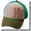 Rapala(ラパラ) ステッチ ロゴ メッシュ キャップ