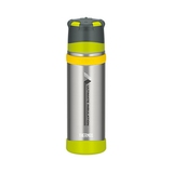 FFX-500 登山用ステンレスボトル 山専ボトル 0.5L LMG(ライムグリーン)