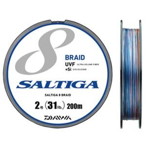 ダイワ(Daiwa) UVF ソルティガセンサー 8ブレイド+Si 200m 04634604 ジギング用PEライン
