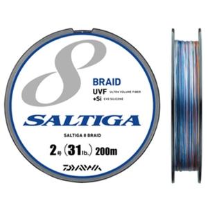 ダイワ(Daiwa)UVF ソルティガセンサー 8ブレイド+Si 400m