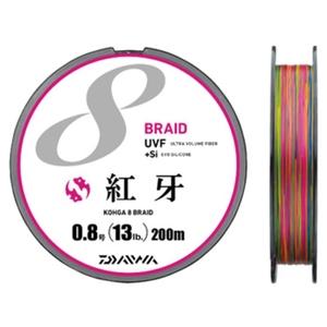 ダイワ(Daiwa) UVF 紅牙センサー 8ブレイド+Si 200m 04634653 タイラバ用PEライン
