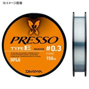 ダイワ(Daiwa) プレッソ タイプE 150m 04625421 ルアー用ポリエステルライン