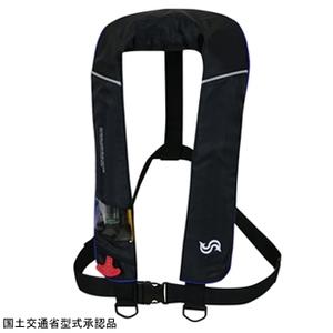 Takashina(高階救命器具) 国土交通省承認 首掛け式ライフジャケット 桜マーク タイプA BSJ-2520RS