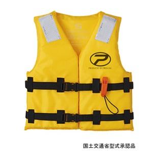 プロックス(PROX) 小型船舶用救命胴衣(型式認定) TK13B2S 浮力材タイプ