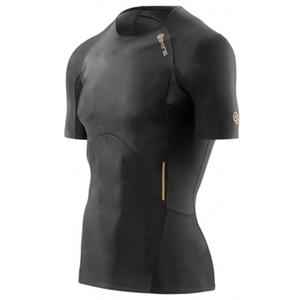 SKINS(スキンズ) A400M ショートスリーブトップ K32001004D メンズ&男女兼用サポートシャツ