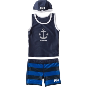 【送料無料】HELLY HANSEN(ヘリーハンセン) HJ81620 K TRICOT BEACH SET 100cm HB