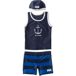 【送料無料】HELLY HANSEN(ヘリーハンセン) HJ81620 K TRICOT BEACH SET 120cm HB