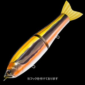 デュエル(DUEL) HARDCORE NINJA GLIDER(ハードコア ニンジャグライダー) 180SS 180mm 03 MUG(ウグイ) R1200-MUG