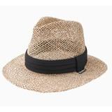 リバレイ(Rivalley) RV ナチュラルストローハット 5283 帽子&紫外線対策グッズ