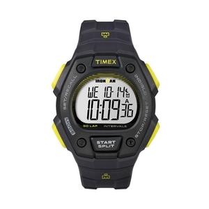 【送料無料】TIMEX(タイメックス) Ironman Classic 50-Lap Full-size ブラックxイエロー TW5K86100