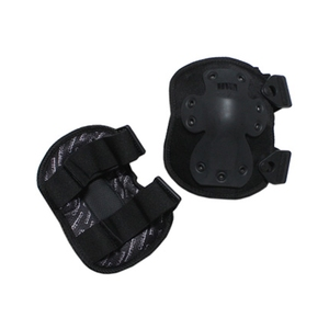 HWI TACTICAL GEAR 次世代(十字型)ニーパッド ブラック NGK100