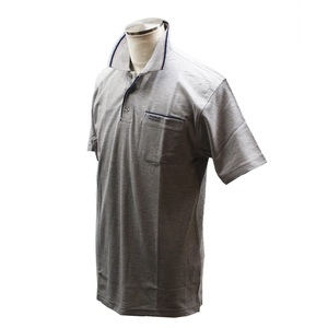VINCENZO VALENTINO(ヴィンセント ヴァレンティノ) 半袖ポロシャツ KH-5163