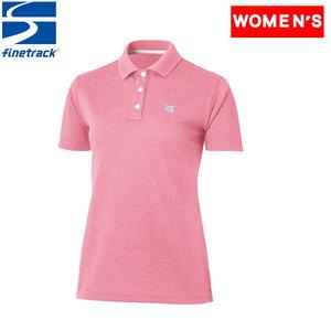 ファイントラック(finetrack) ラミースピンドライポロ Women's FMW0242 レディース速乾性半袖シャツ