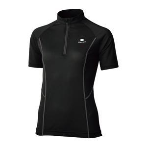 ファイントラック(finetrack) ドラウトフォースジップT Women's FMW1102 レディース速乾性半袖シャツ