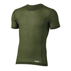 ファイントラック(finetrack) スキンメッシュT Men's FUM0412 メンズ速乾性半袖Tシャツ