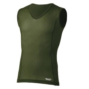 ファイントラック(finetrack) スキンメッシュ ノースリーブ Men's FUM0416 メンズ速乾性ノースリーブシャツ