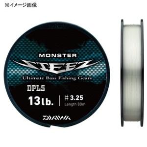 ダイワ(Daiwa) スティーズフロロ Typeモンスター 80m 04625441 ブラックバス用フロロライン