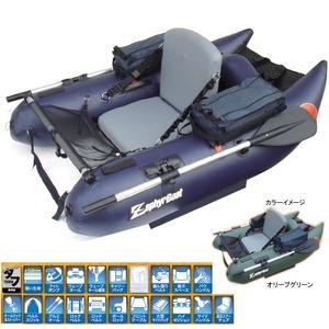 ZephyrBoat(ゼファーボート) ZephyrBoat(ゼファーボート)ZF-158VH-T オリーブグリーン ZF-020-OG H型タイプ