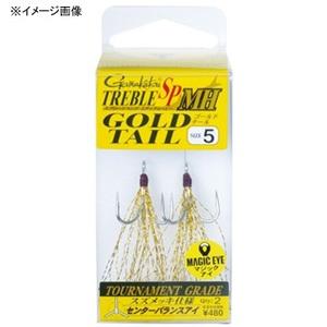 がまかつ(Gamakatsu) トレブル SP MH(ミディアムヘビー) GOLD TAIL 42187