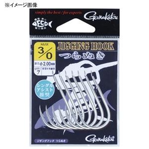 がまかつ(Gamakatsu)ジギングフック 貫(つらぬき)