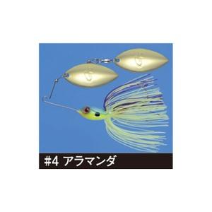 がまかつ(Gamakatsu)マイクロスピン ダブルウィロー