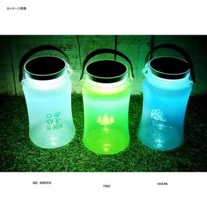 アイディールメディア・ジャパン(IDEAL MEDIA JAPAN) SOLR LANTERN(ソーラー ランタン) GO GREEN