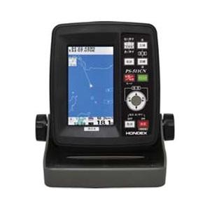 HONDEX(ホンデックス)GPS内蔵ポータブル魚探 PS-511CN-W(西日本)