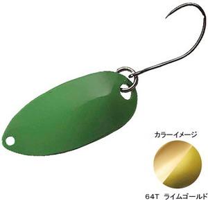 シマノ(SHIMANO) TR-018K カーディフ ロールスイマー 1.8g 64T ライムゴールド 43653