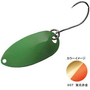 シマノ(SHIMANO) TR-022K カーディフ ロールスイマー 2.2g 65T 蛍光赤金 43664