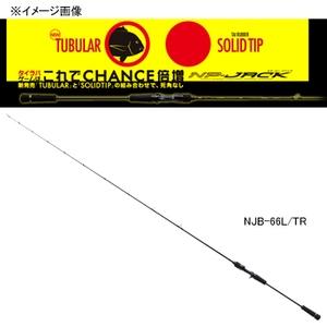 メジャークラフトNP−JACK(エヌピージャック) チューブラー NJB−68M/TR