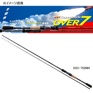 アウトドア&フィッシング ナチュラム【送料無料】メジャークラフト スピードスタイル オーバー7 SSC-742H