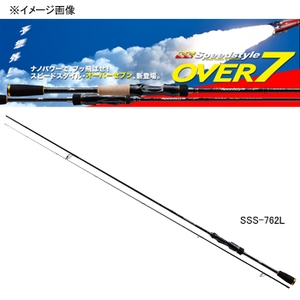 メジャークラフト スピードスタイル オーバー7 SSS-S742UL