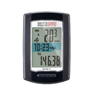 【送料無料】キャットアイ(CAT EYE) CC-GL11 ステルス エボ GPS