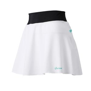 パールイズミ(PEARL iZUMi) ギャザースカート S-M ホワイト W753-9-S-M