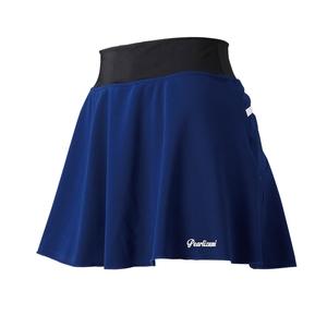 パールイズミ(PEARL iZUMi) ギャザースカート S-M ネービー W753-10-S-M