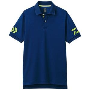ダイワ(Daiwa) DE-7906 半袖ポロシャツ 04518828 フィッシングシャツ