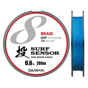 ダイワ(Daiwa) UVFサーフセンサー 8ブレイド+Si 200m 4630271