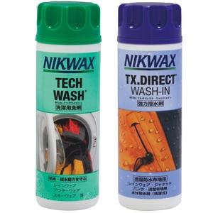 ニクワックス 181・251ツインパック EBEP01 防水・撥水洗剤&クリーナー