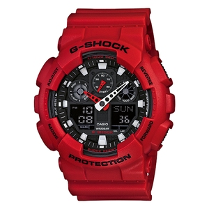 【送料無料】G-SHOCK(ジーショック) 【国内正規品】GA-100B-4AJF