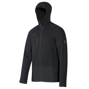 【送料無料】MAMMUT(マムート) Aconcagua Pro ML Hooded Jacket Men's M 0001(black) 1010-18240