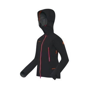 MAMMUT(マムート) Mittellegi Pro HS Hooded Jacket Women's 1010-18180 レディース防水ハードシェル
