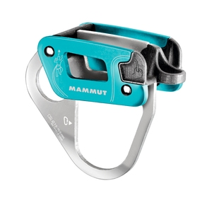 MAMMUT(マムート) Bionic Alpine Belay ワンサイズ aqua×graphite 2210-01600